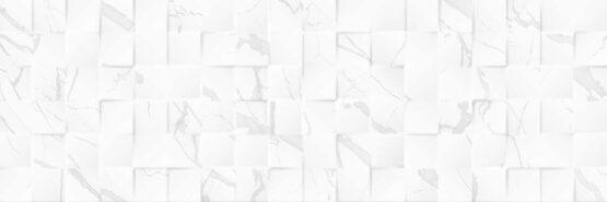 Luxor Mosaic 3D White