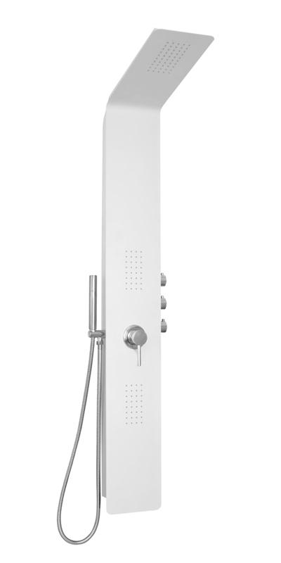 Masažni stub beli MST-350