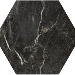 Marquina Gold Hex