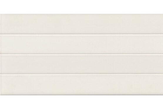 Vera White Stripes